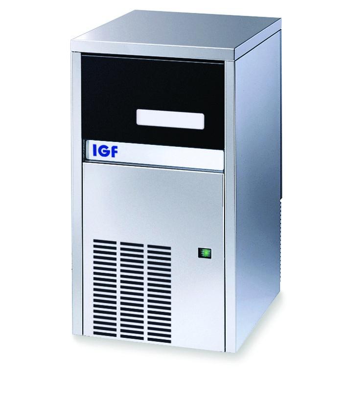 Eiswürfelmaschinen  automatische eiswürfelmaschinen 5200CA-CW Produttori ghiaccio