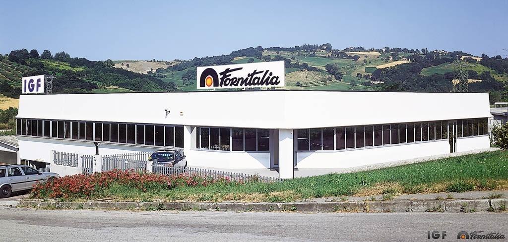 Azienda - IGF Fornitalia