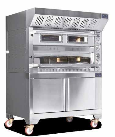 Basic forno elettrico statico professionale - Pietra per forno elettrico ...
