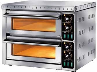 Forno elettrico per pizza gmd1 gmd 1 1 - Pietra per forno elettrico ...
