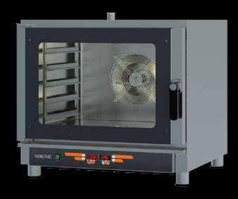 Igf forno elettrico ventilato a convezione con vapore - Forno a vapore opinioni ...