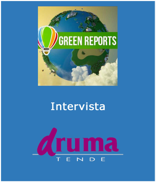 Druma Tende - Intervistata da Green Reports