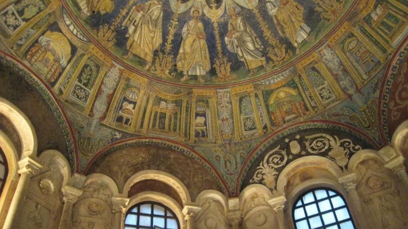 Campeggio vicino Ravenna luogo di arte e cultura