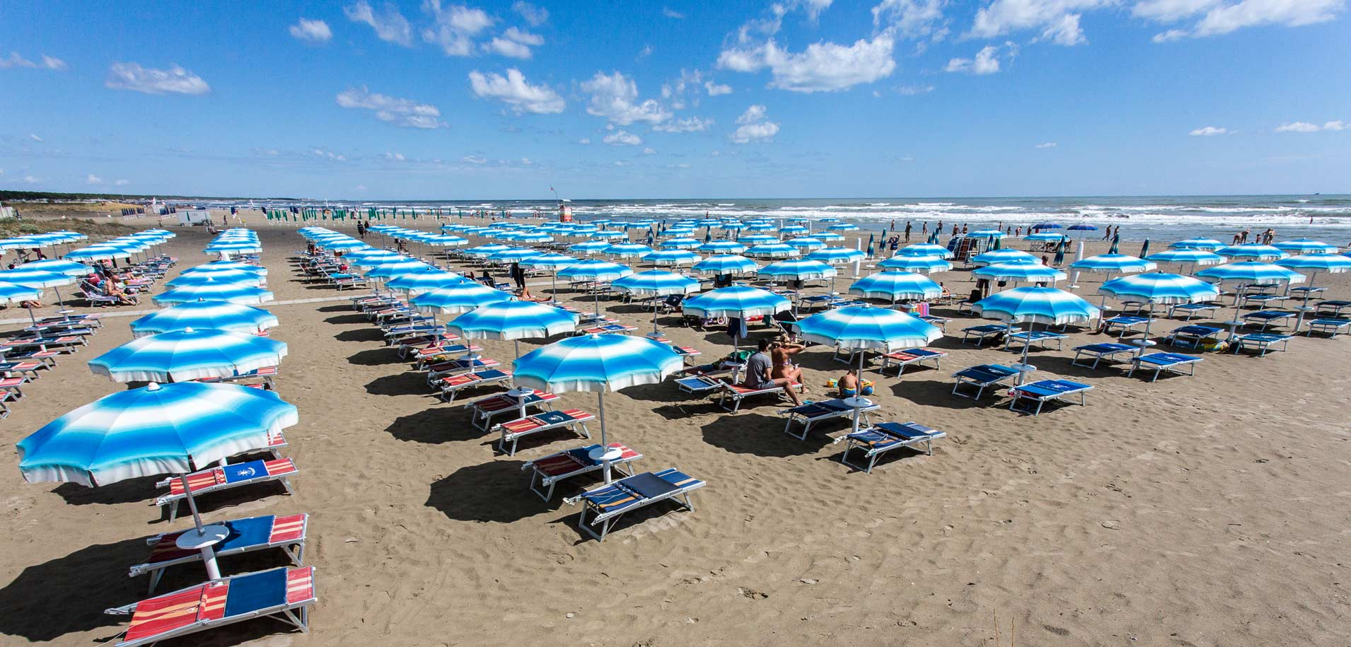 Open until 30th September, endless italian summer! | Villaggio del Sole