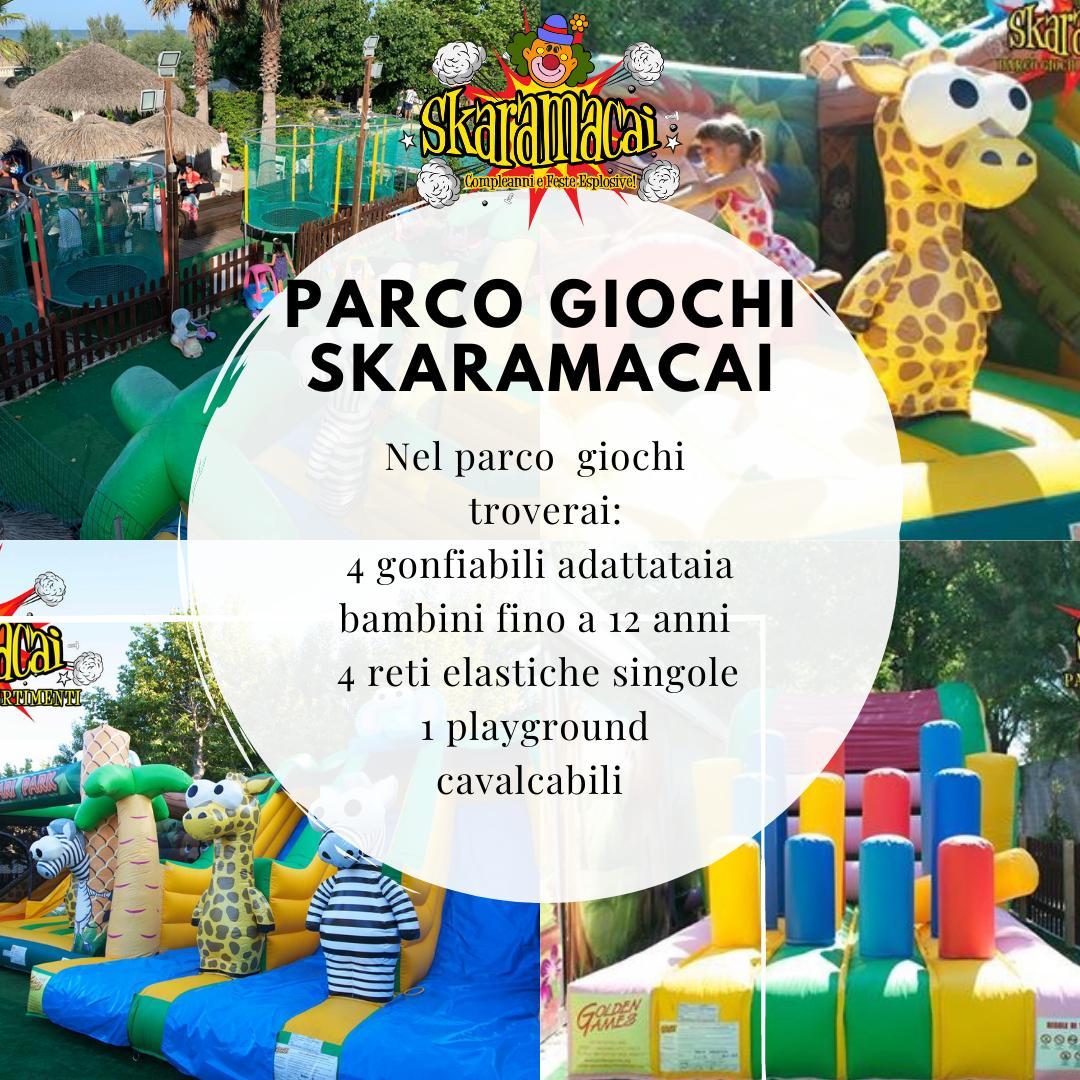 Hotel a Rimini convenzionato con Skaramacai
