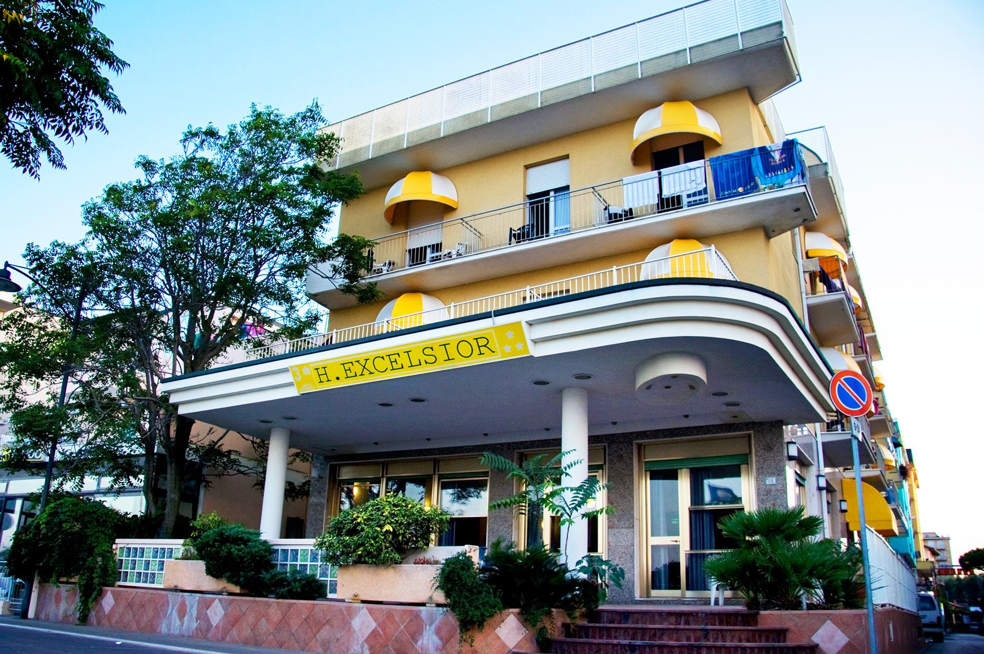 Direttamente sul Mare e nel Cuore di Bellaria | Hotel Excelsior Bellaria